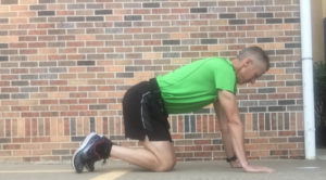 Glute Exercise - Fire Hydrants