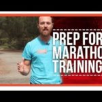 marathon training for beginners