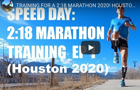 Marathon Training Follow Along