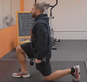 dumbbell workout for runners